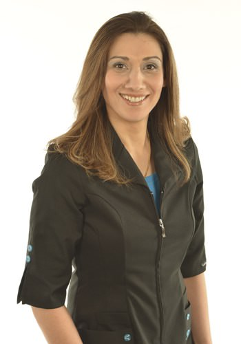 Dre Suzanne Obeid, dentiste